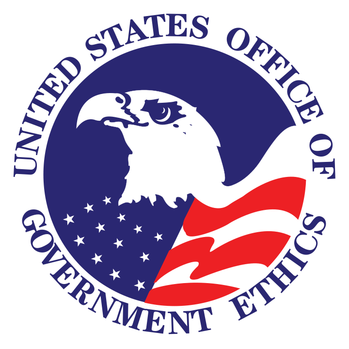 Seal of the US Office of Government Ethics